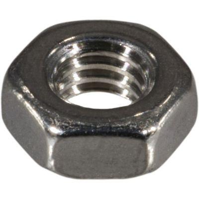 Tuercas cabeza hexagonal acero Inox. 4mm-0.70 2 pz.