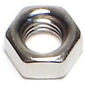 Tuercas cabeza hexagonal acero Inox. 5mm-0.80 2 pz.