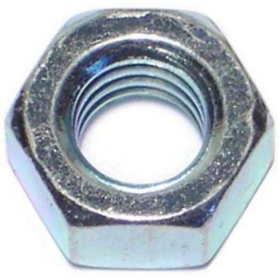 Tuercas hexagonales terminación gruesa zinc 5/16-18 100 pzs.