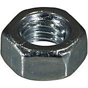 Tuercas hexagonales terminación zinc 6mm-1.00 100 pzs.