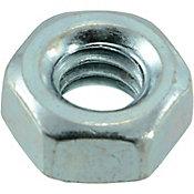 Tuercas hexagonales terminación gruesa zinc 1/4-20 100 pzs.