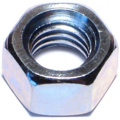 Tuercas hexagonales terminación gruesa zinc 3/8-16 100 pzs.