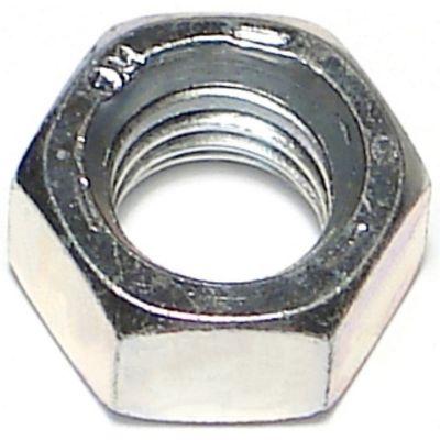Tuerca hexagonales rosca gruesa grado 5 zinc 1/213 1 pz.