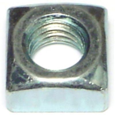 Tuerca cuadrada zinc 3/8-16 1 pz.