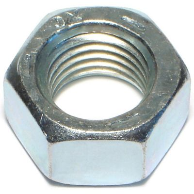 Tuerca hexagonales rosca gruesa grado 5 zinc 7/89 1 pz.