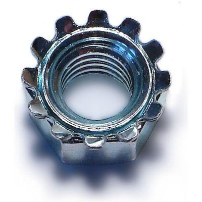 Tuerca de fijación Kep zinc 3/8-16 1 pz.