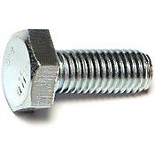 Tornillos cabeza hexagonal de 8.8 de zinc 10mm-1.50 x 25mm 50 pzs.