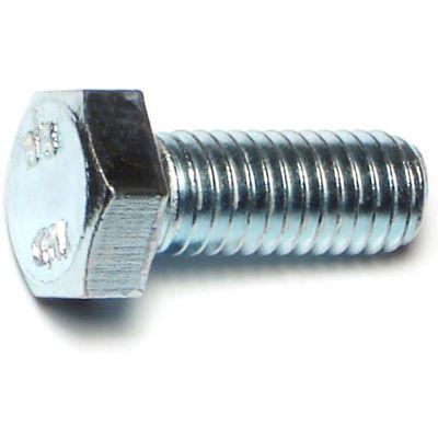 Tornillos cabeza hexagonal de 8.8 de zinc 8mm-1.25 x 20mm 50 pzs.