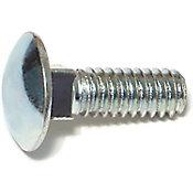 Perno de carrocería 1/4-20 x 3/4 zinc 100 pzas