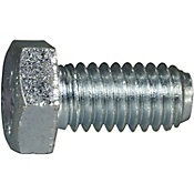 Tornillo cabeza hexagonal rosca gruesa grado 5 zinc 3/8-16 x 3/4 1 pz.