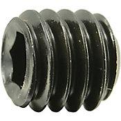 Tornillo cabeza socket hexagonal óxido negro 5/16-18 x 5/16 1 pz.