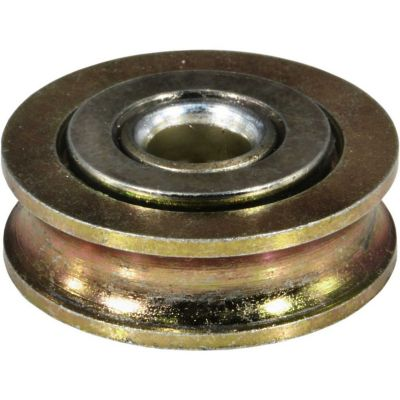 Rodillo p/puerta deslizante 1-1/4 acero 1 pza