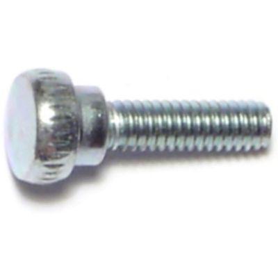 Tornillo moleteados aluminio 8-32 x 9/16 1 pz.