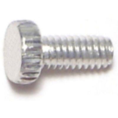 Tornillo moleteados aluminio 8-32 x 5/16 1 pz.