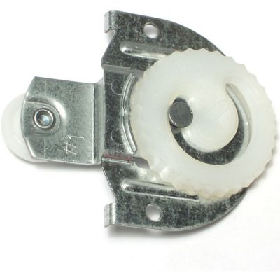 "Carro ajustables plástico zinc 1/8"" offset side Dial 1 pz"
