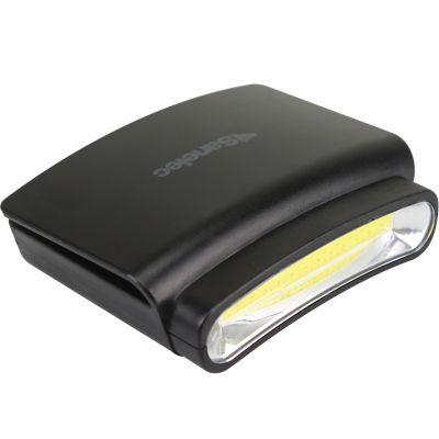 Linterna para gorra de pilas 25 LEDs (baterías no incluidas 3 AAA)
