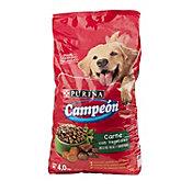 Alimento p/perro perro adulto carne 4 kg