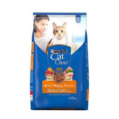 alimento p/gatos 1.5 kg
