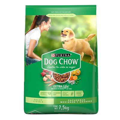Alimento p/perro cachorro 7.5 kg