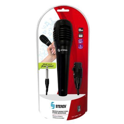 Micrófono dinámico unidireccional