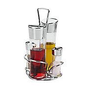 Set de aceitera y vinagrera