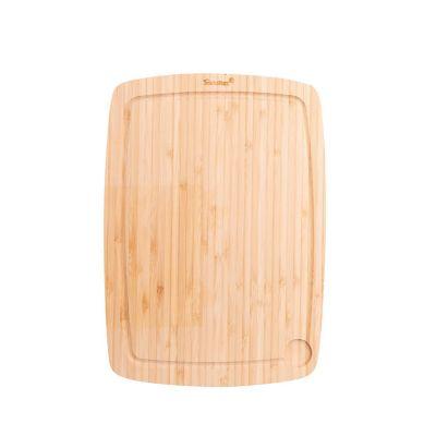 Tabla de bambú rectangular
