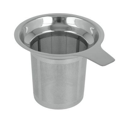 Colador para té de acero inoxidable
