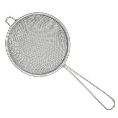 Coladera de malla fina 10 cm aluminio