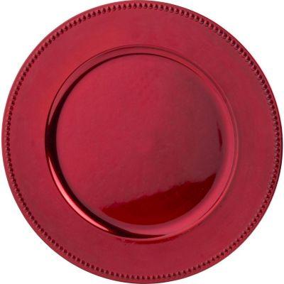 Plato 33x33x1.8 cm circular