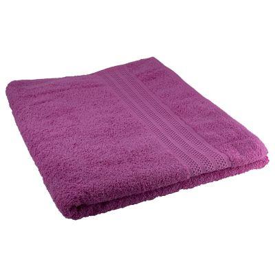 Toalla de baño Venecia rosa