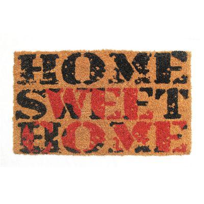 Tapete de entrada Sweet Home 35x60 cm