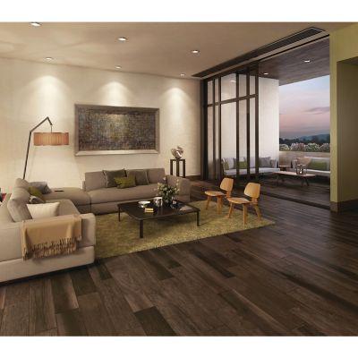 Muestra piso Lugo marrón 10x10 cm