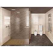 Muestra piso Campeador crema 10x10 cm