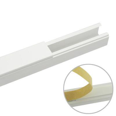 Canal TMK 0812 blanco 4 piezas c/cinta