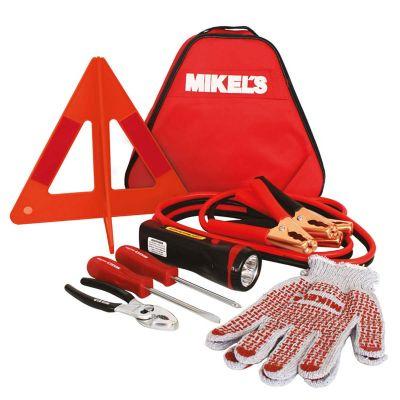 Kit de emergencia auto 8 piezas