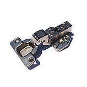 Kit bisagra curva c/clip y pistón
