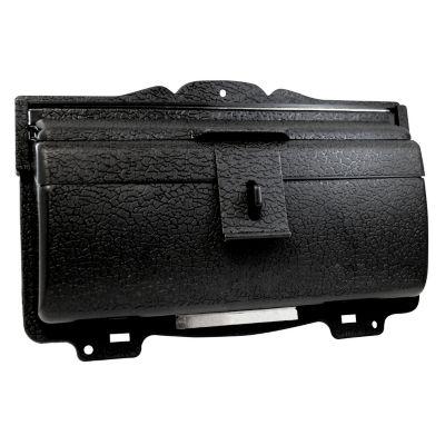 Buzón de plástico 31 x 21 x 7.5 cm negro