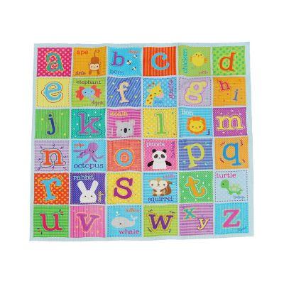 Tapete de juegos Baby Squares 140x140 cm