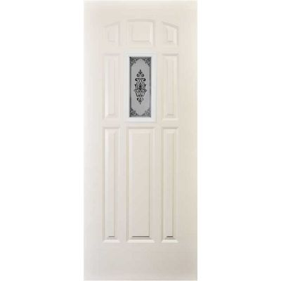 Puerta acero Mística 90 x 213 cm