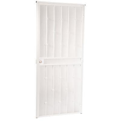 Puerta seguridad Re blanco izquierda 90 x 213 cm