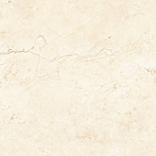 Muestra piso cerámico Ivory cream beige 10x10 cm
