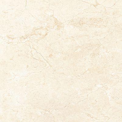 Muestra piso cerámico Ivory crema 10x10 cm