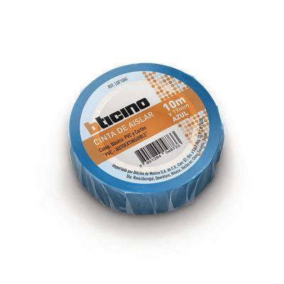 Cinta aislante color azul 19mmx10m