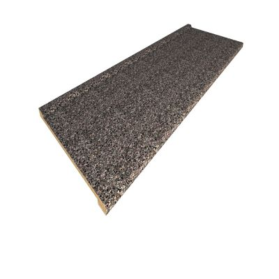 Cubierta ciega Euro copete bajo granite brillante