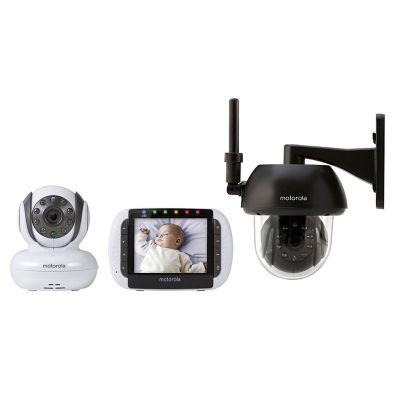 Videocámara de seguridad conmonitor para bebé
