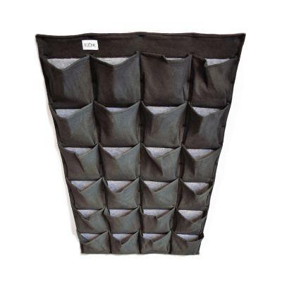 Panel contenedor 24 plantas
