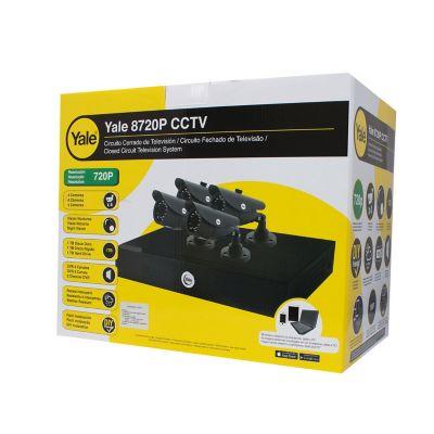Kit circuito cerrado TV8720V