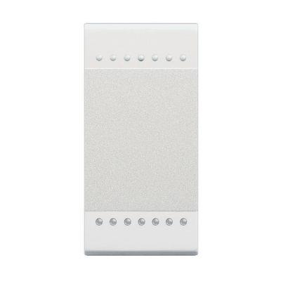 Interruptor sencillo 127.277 V blanco