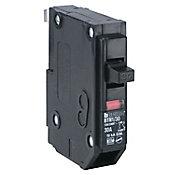 Interruptor termomagnético enchufable 1 x 30 A 120-240 V