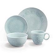 Vajilla Alemany 16 piezas cerámica redonda